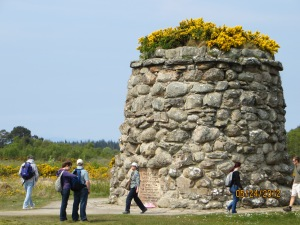 Memorial to the Scots at Culloden