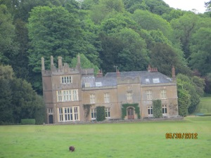 Titsey Manor, birthplace of Edward Gresham who goes to Virginia c. 1650