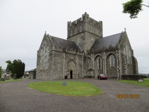 St. Brigit's Church in Kildare