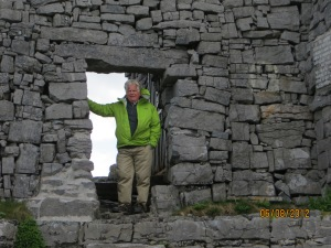 Give me a 2500 year old rock doorway anytime.