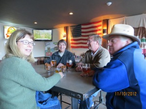 Molly Pitcher Brewing Patrons