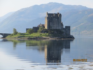 Eilean Donan, a McKinney Castle