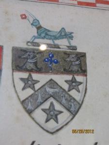 Gresham Coat of Arms