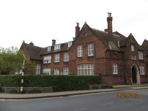 The Original School now a Kindergarten