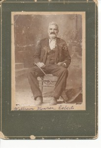 William Monroe Roberts