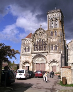 Vezelay Cathedral